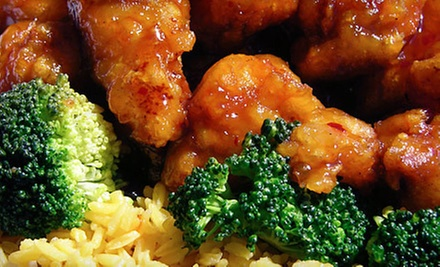 $12 for $25 Worth of Indo Chinese Food at Taste of Bollywood or Asian Fusion Food at Chopstick