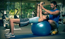 One-, Three-, or Six-Month Membership with Personal Training at The Right Stuff Health Club (Up to 81% Off)