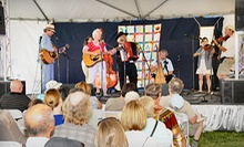 $20 for Festival Admission for Two to the Albuquerque Folk Festival (Up to $40 Value)