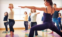 5 or 10 Yoga Classes at CrossFit Steam (Up to 67% Off)