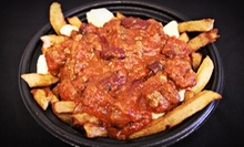 $12.99 for Three Medium Orders of Specialty Poutine at Sam Sub ($26.97 Value)
