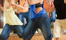 5 or 10 Zumba or Toning Classes, or 5 Ballroom Dance Classes at Shakin' It Up Dance and Fitness (Up to 63% Off)