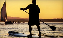 Two-Hour Canoe, Kayak, or Standup-Paddleboard Rental at Captain John's Fawn Harbor & Marina in Fawnskin (Up to 51% Off)