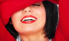 Teeth-Whitening Treatment at A Permanent Solution: Permanent Cosmetics by Theresa (60% Off)