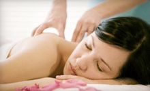 $89 for Loofah Body Buff and Citrus Seaweed Body Wrap at Contour Day Spa ($248 Value)