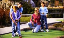 $15 for Mini Golf with Concessions Credit for Up to Four at Malt-Tees Mini Golf (Up to $38 Value)