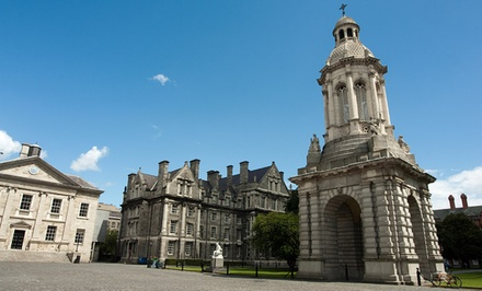 ✈ 7-Day London & Dublin Trip w/ Air & 4-Star Hotels from Great Value Vacations. Price/Person Based on Double Occupancy.