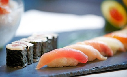 Dinner for Two or Four at Sushi Masaru (Up to 57% Off)