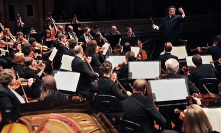 Dvořák's New World Performed by the Nashville Symphony on February 5 (Up to 67% Off)