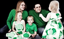$69 for a Holiday Photo Shoot with Holiday Cards or an 8x10 Print at The Village Paparazzi (Up to $450 Value)