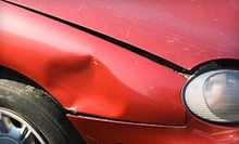 Auto Maintenance at Goodrich Collision Repair Center (Up to 76% Off). Three Options Available. 