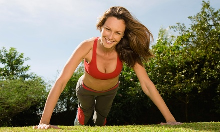 Six-Week Brik Boot Camp or Five-Week Core Sessions Program at Kaia F.I.T. Midtown & Incline (Up to 62% Off)