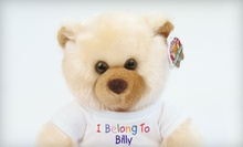 One Stuff-Your-Own Bear or a Kids' Birthday Party for Up to 15 at Chelsea Teddy Bear Co. (Up to 52% Off)