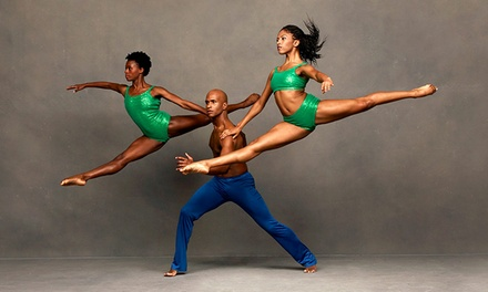 Alvin Ailey American Dance Theater at Citi Performing Arts Center Wang Theatre on March 26 or 27 (Up to 40% Off)