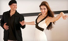 Two or Four Group Salsa Classes or One or Two Private Salsa Lessons for Up to Two at Mambo Con Cache (Up to 64% Off)