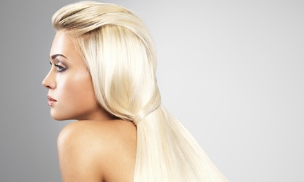 One or Two Keratin Treatments or Blowouts at YGallery Salon (Up to 60% Off)