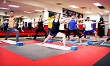 10, 20, or 30 Classes at Rise Yoga (Up to 80% Off)
