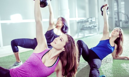 Five Semi-Private OR Muay Thai Classes, or One or Three Women's Golf Clinics at Drive495 (Up to 69% Off)
