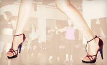 Ladies Night Out Dance-Fitness Class or Dance-Fitness Class for Two at Vegas Stiletto Fitness (Up to 67% Off)