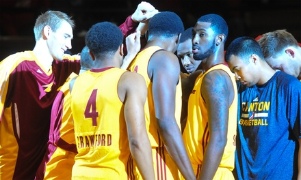 Ticket Packages to a Canton Charge (Cleveland Cavaliers Affiliate) NBA D-League Game at the Canton Civic Center