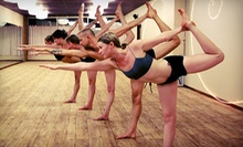 $39.99 for One Month of Unlimited Bikram Yoga Classes at Bikram Yoga Eugene ($135 Value)