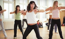 $25 for One Month of Unlimited Zumba, Ballroom, and Latin-Dance Classes at Dare to Dance ($88 Value)