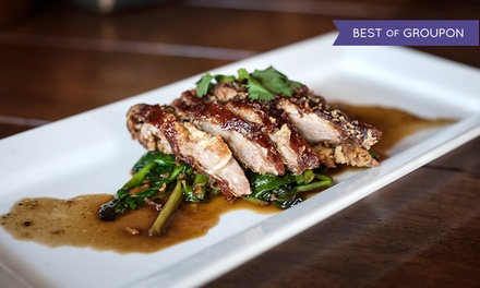 Thai Food and Drinks for Dinner at Rama (Up to 44% Off). Two Options Available.