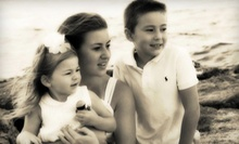 $69 for a One-Hour Photo Shoot for Up to Eight People with Prints from Liliana Photography ($545 Value)