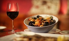 Italian Dinner for Two or Four at Cucina di Pesce (Up to 51% Off)