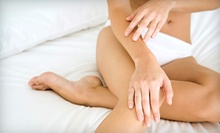 Laser Hair-Removal Treatments at Body Focus Medical Spa and Wellness Center (Up to 88% Off). Three Options Available.