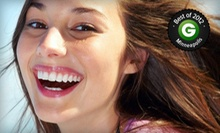Dental Exam with Take-Home Whitening Trays, or a Zoom! Teeth-Whitening Treatment at Cities Dental Studio (Up to 93% Off)