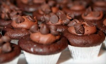 One or Two Dozen Large Custom Cupcakes at Cupcake.Love.Miami in Hialeah Gardens (Up to 58% Off)