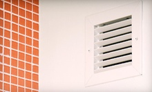 $49 for Air-Duct and Dryer-Vent Cleaning from USAir Duct and Carpet Cleaning ($129 Value)