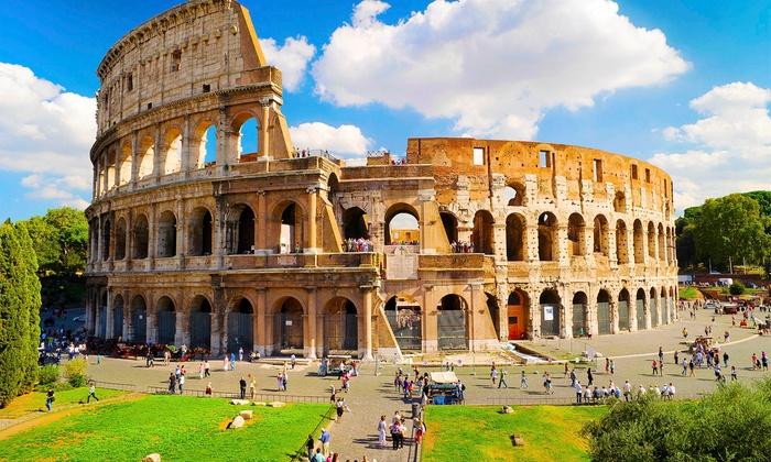 Рим и все что с ним связано
