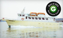 Morning or Night Fishing Trip for One or Two from Island Current Fleet (Up to 62% Off)