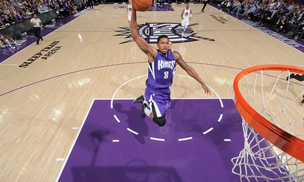 One Ticket to a Sacramento Kings Game at Sleep Train Arena on April 3 or 5 (Up to 58% Off)