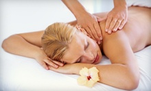Therapeutic or Swedish Massage with Optional 15-Minute Reflexology Session at Megan Elizabeth Facial Studio (Half Off)