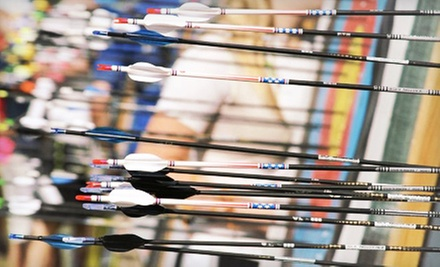 $20 for a Two-Hour Archery Class for Two at Easton Newberry Sports Complex ($40 Value)