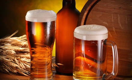 $38 for Microbrewery and Winery Tour from Niagara Fun Tours ($89 Value)