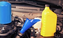 One or Two Oil-Change Packages with Filter Changes and 22-Point Inspections at Lawson Tire &amp; Automotive (58% Off)