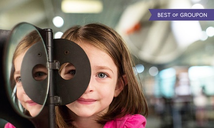 $25 for Visit for Family of Four to New York Hall of Science in Queens (Up to $54 Value)