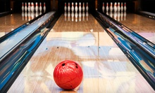 Bowling Outing for Two or Six at Playdrome Bowling & Entertainment Center in Cherry Hill (Up to 63% Off)