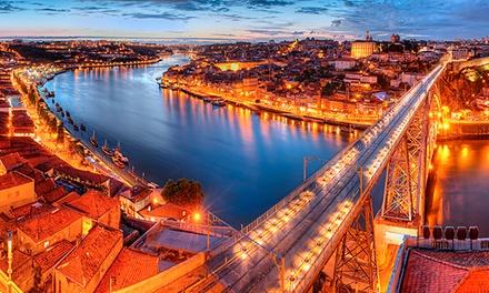 Bon Voyage — Porto: 2 ou 7 noites para dois com pequeno-almoço, cruzeiro no Douro, tour e visitas vínicas desde 159€