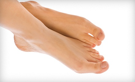 $159 for Toenail Reconstruction for Both Feet at LifeStyle Podiatry ($600 Value)
