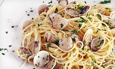 Fisherman's Wharf Seafood and Steak-House Meal for Two or Four at Castagnola's (Up to 57% Off)