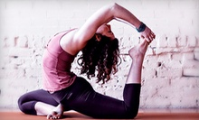 10 or 15 Yoga Classes at Shiva Shakti Yoga Center in Waltham (Up to 74% Off)