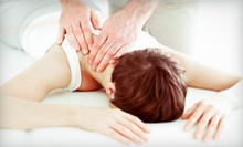 $29 for a Chiropractic Consultation and One-Hour Massage from Dr. Nicholas A. Grande, Chiropractor ($150 Value)