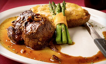 $15 for $30 Worth of Fine American Cuisine at Clementines Restaurant