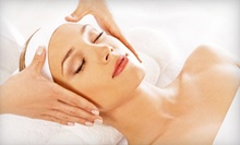One or Three 60-Minute Facials with Skin Analysis and Foot Scrub at Serenity Spa Boutique (Up to 55% Off)