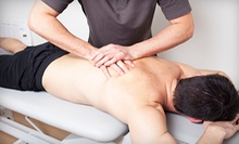 Chiropractic Exam with Hydromassage and One or Two Spinal Adjustments at USA Massage &amp; Chiropractic (Up to 79% Off)